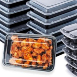 Reusable Bento Containers (3 sets)
